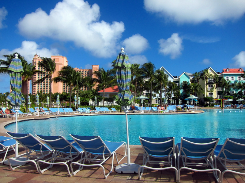 Atlantis bahamas pool map wroc awski informator for Atlantis pools